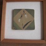 2012ホタル袋文陶板