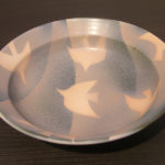 2015鳥文鉢